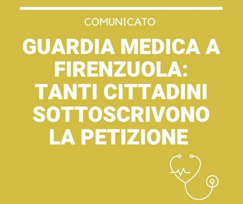 Petizione Guardia Medica Firenzuola