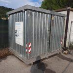 Stazione ecobox - Dicomano
