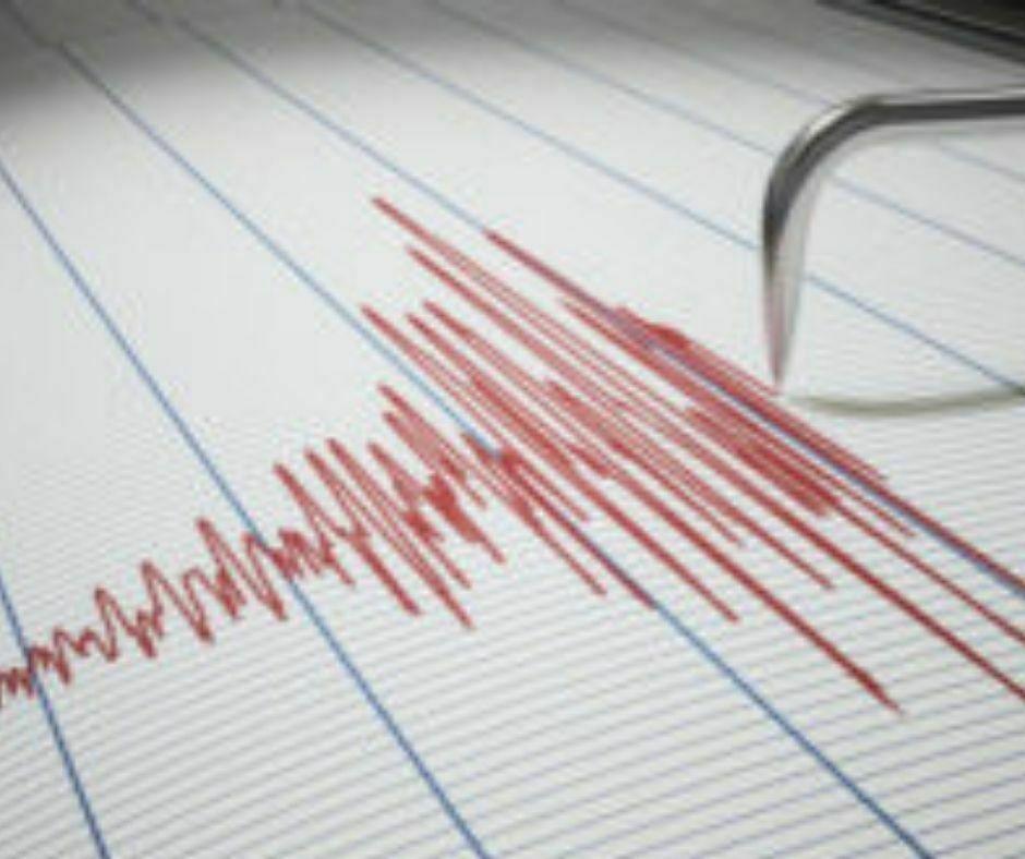 sismografo rosso