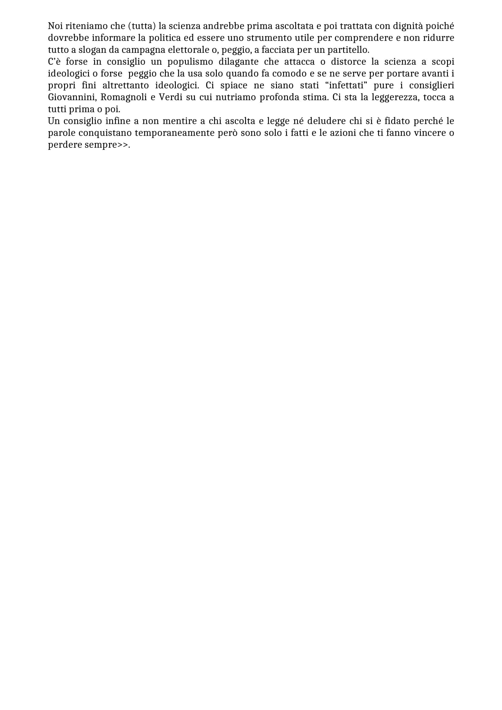 Comunicato Stampa Lega (pag. 2)