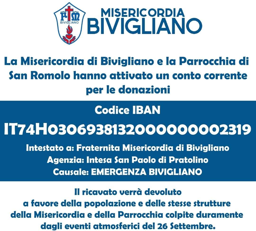 Emergenza Bivigliano