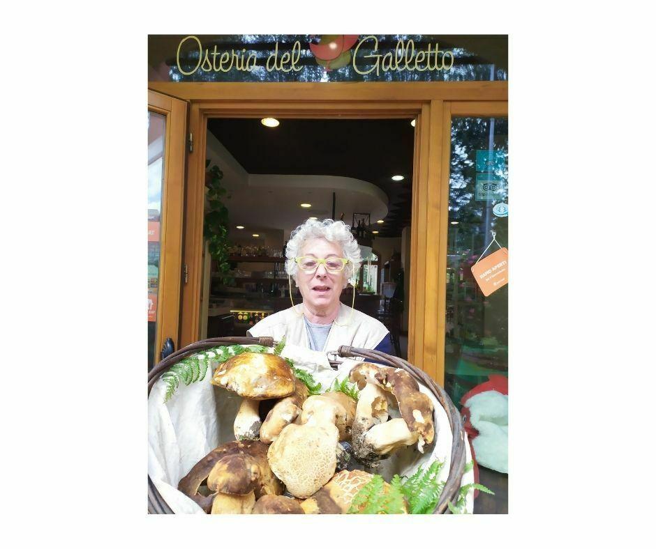 Osteria del Galletto - Funghi (2)