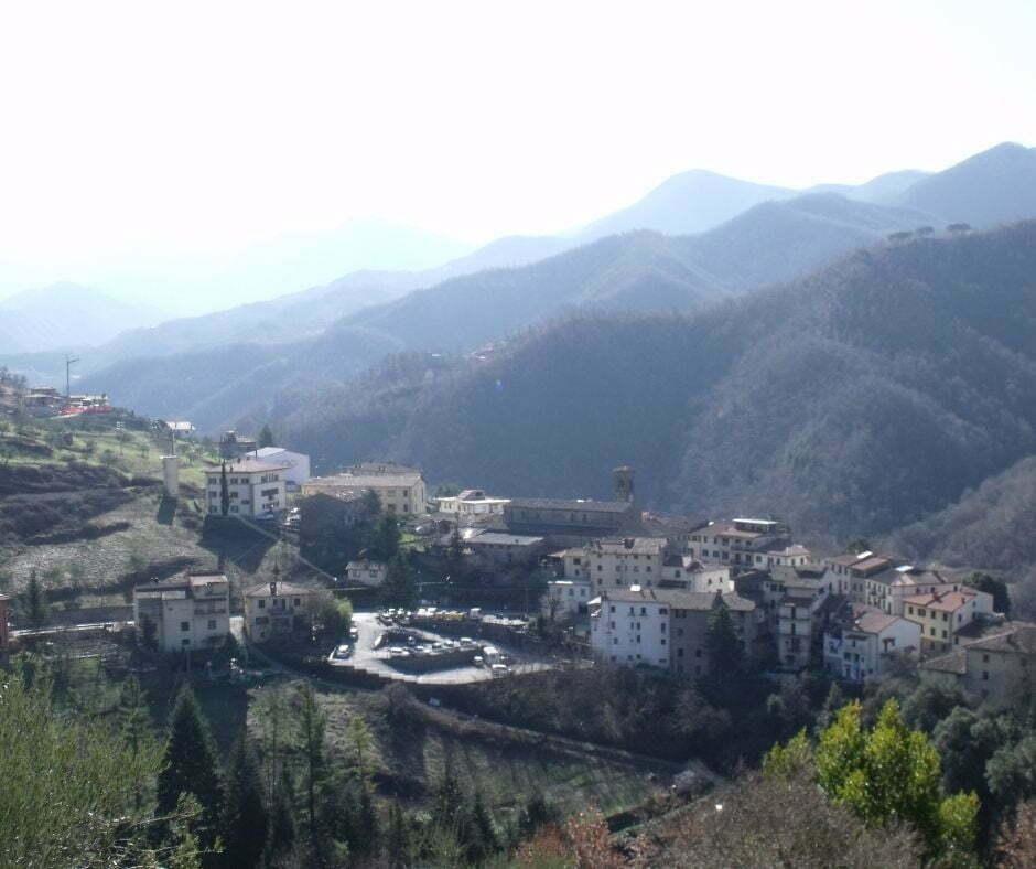 Panorama di San Godenzo (2)