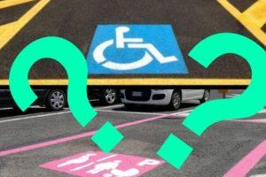 Posti auto per Disabili e Mamme